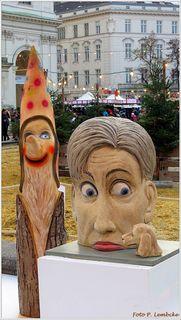Kunstwerke auf dem Karlsplatz