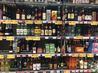 Diebe flüchteten mit Alkohol in Richtung Slowakei.