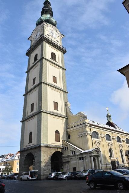 Pfarrplatz neu: Rund um die Kirche St. Egid wird viel passieren