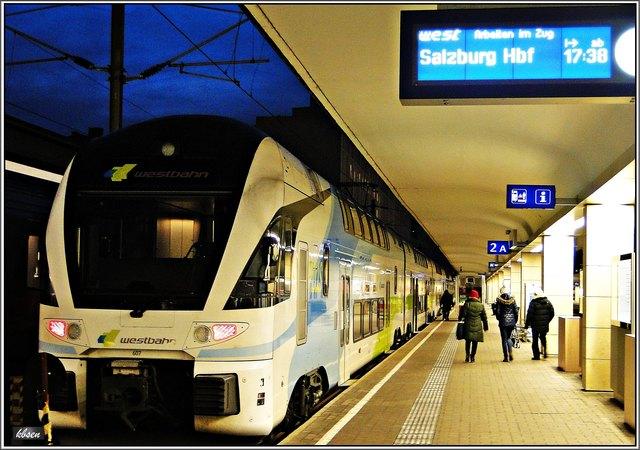 Die Westbahn fährt seit 2011 im Stundentakt von Wien nach Salzburg. Nun fährt sie sechs neue Stationen in Wien an.
