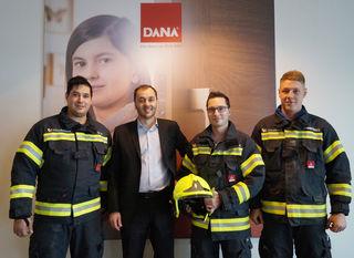 Stefan Patzl, Johann Brucker, Kevin Glöckl, Dominic Schausberger (von links)