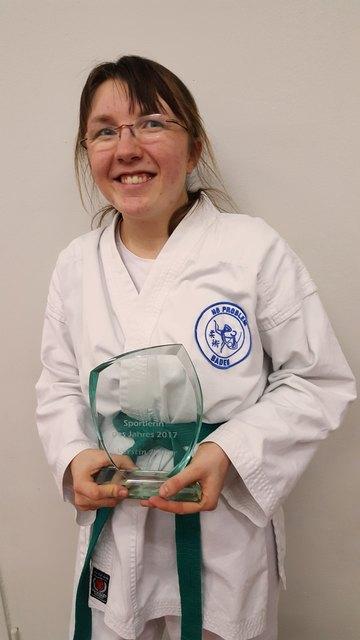 NÖBSV-Sportlerin des Jahres 2017