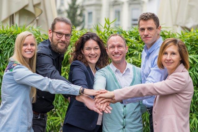 Christian Altenweisl will auf Position 7 der Grünen Landesliste in den Landtag einziehen.