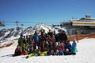 Auch heuer organisieren der SK Landeck und der SV Zams Winter einen Schikurs für Kinder am Venet.