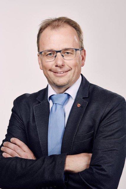 VP-Bezirksparteiobmann Martin Mayerl