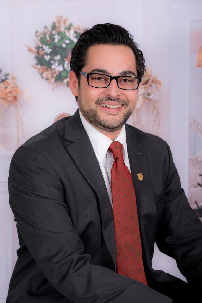 Daniel Pongratz ist ab Jänner der jüngste Bürgermeister im Bezirk Baden.