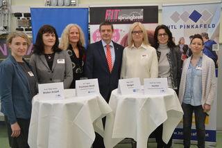 """Beim """"FIT-Infotag"""" an der HTL Pinkafeld standen Technik und Naturwissenschaften im Mittelpunkt."""