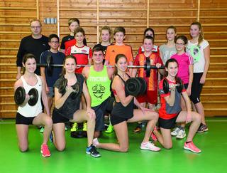 Die Sportlerinnen und Sportler vom ATS Pinkafeld waren 2017 wieder sehr erfolgreich und bereiten sich schon auf die kommende Saison vor.