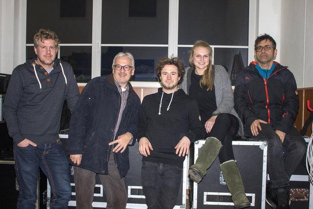 Bernhard Pletzenauer, Wolfgang Schwaiger, Marko Höck, Magdalena Trixl, Manfred Fuschlberger.