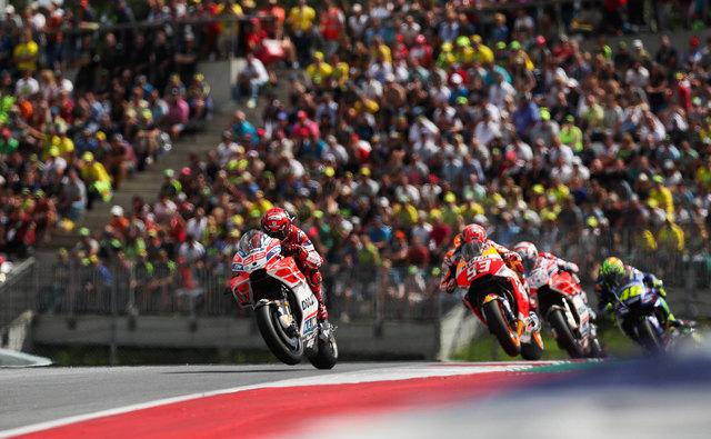 Die MotoGP kommt im August nach Spielberg. Foto: RB/GEPA pictures
