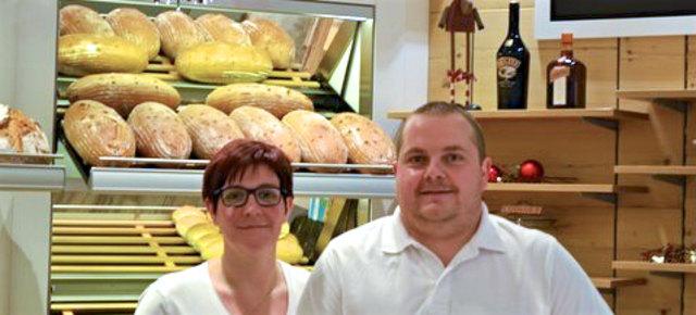 Anita Fischböck betreibt eine Bäckerei.