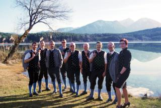 Die Sängerrunde Turnersee freut sich auf ein tolles Adventkonzert