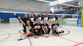 Die Wild Volleys Oberschützen holten den nächsten Sieg in der 2. Landesliga.