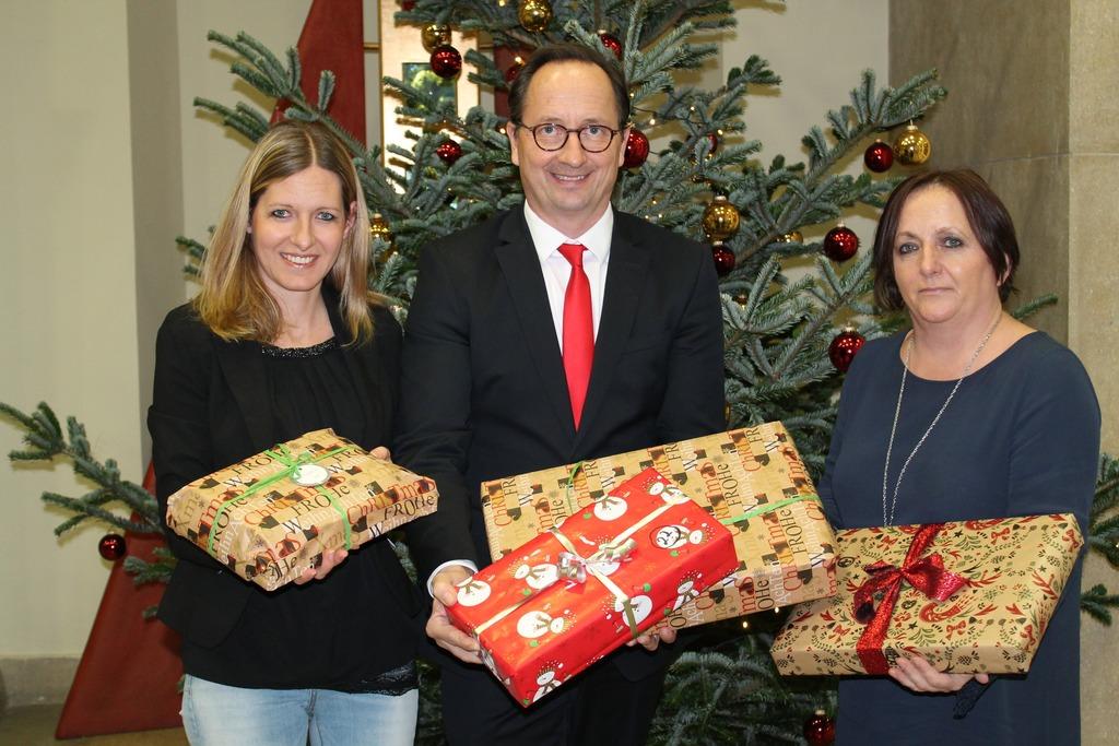Weihnachtsaktion - Am Weihnachtsabend sollen die Augen aller Kinder ...