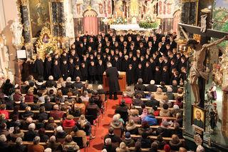Die Wiltener Sängerknaben laden wieder zum traditionellen Weihnachtskonzert in der Wallfahrtskirche!