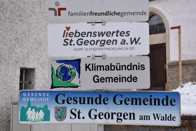 Aus für die Gesunde Gemeinde St. Georgen am Walde