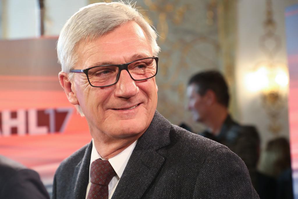 Harald Preuner ist Salzburgs neuer Bürgermeister