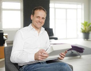 Walter Doljar aus Wasserhofen betreibt den Gutscheinshop