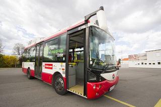 Die kleineren Elektrobusse sind bereits seit 2013 in der Wiener Innenstadt im Einsatz.
