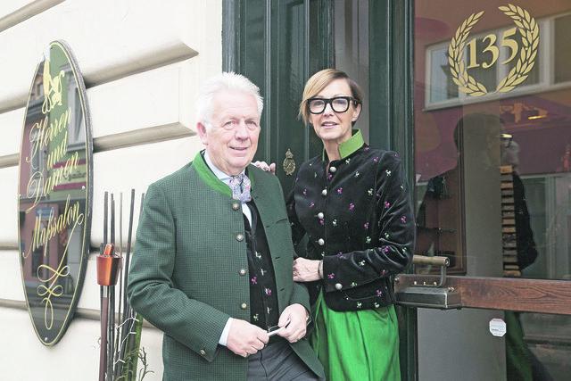 Hans und Beatrix Woschner