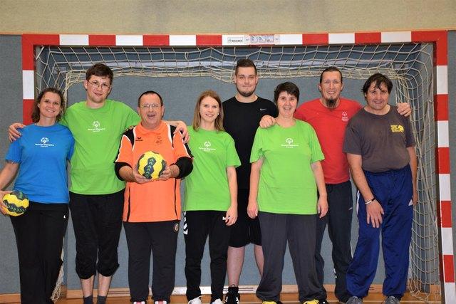 Wo Inklusion gelebt wird: Ausgehend von der Trainingsgruppe in Seiersberg soll ein eigenes Special-Olympics-Handballteam entstehen.