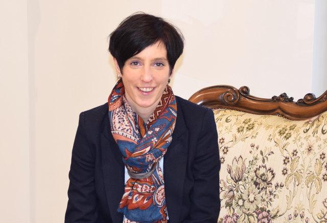 Durchstarterin Julia Geosics führt das Modehaus Balaskovics in Oberwart erfolgreich weiter.