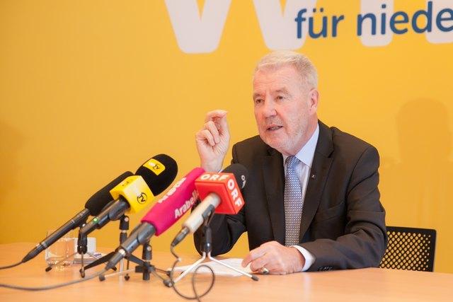 Mehr Mitbestimmungsmöglichkeiten und weniger lästige Bürokratie verspricht Klaus Schneeberger, Klubobmann der Volkspartei Niederösterreich