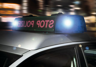 Die Polizei konnte drei Diebe festnehmen.