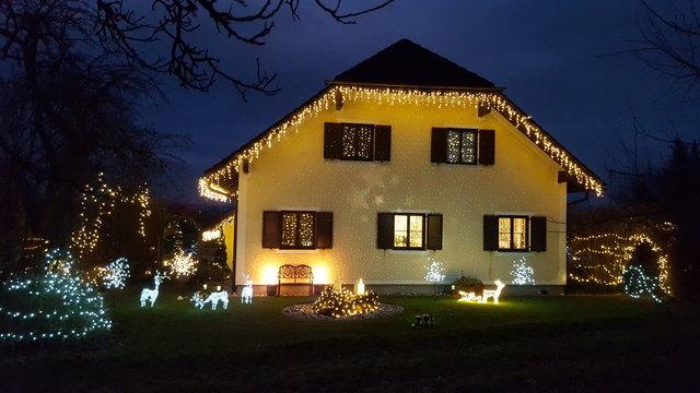Das Haus von Eva Reichl und Franz Bodingbauer, Ried in der Riedmark.
