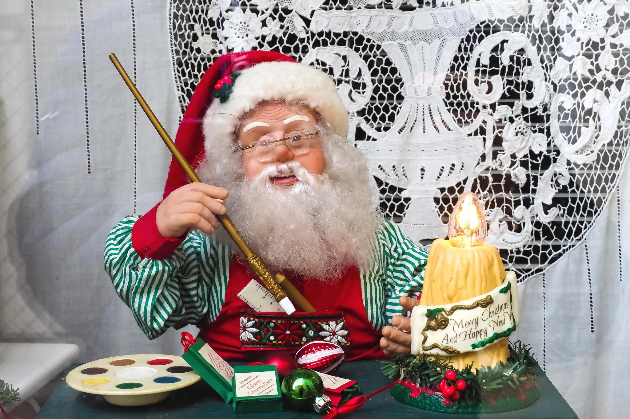 Wer Erfand Den Weihnachtsmann