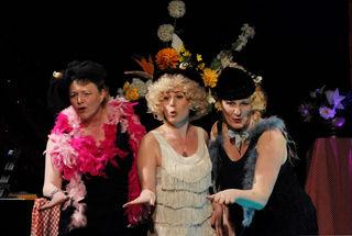»Rosetta und die drei Canari« im Theater LEO