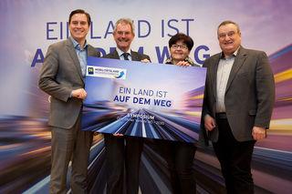 Christoph Kaufmann; Karl Wilfing; Anna Haider; Josef Schwanzer;
