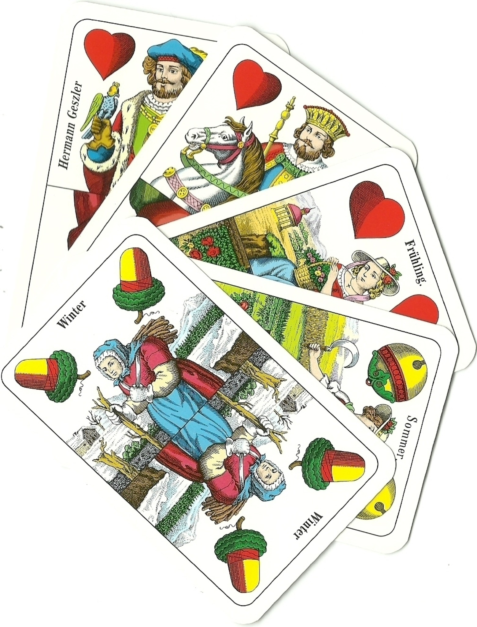 Schnapsen Karten