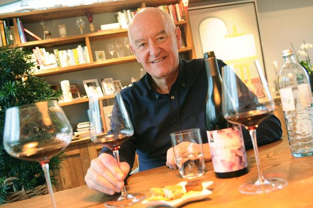 Guter Wein und gutes Essen: Hermann Döllerer ist ein Pionier der österreichischen Spitzengastronomie.