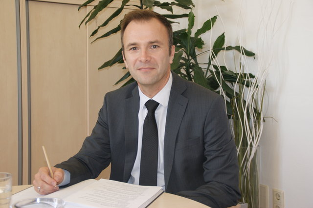 Vizebürgermeister Bernhard Auinger (SPÖ).