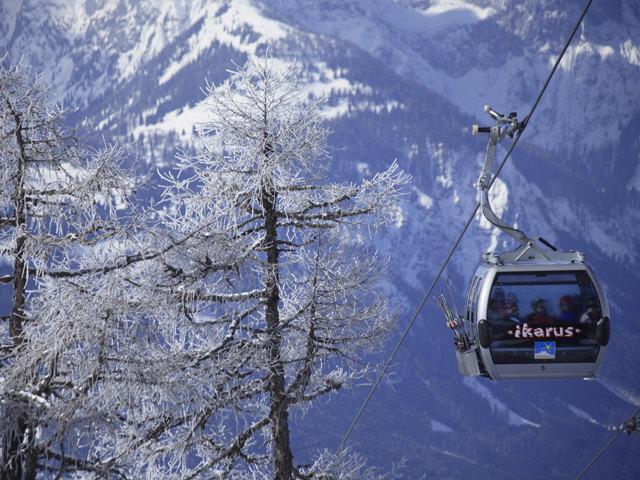 IKARUS Bergbahnen Werfenweng starten unter perfekten Bedingungen in die neue Wintersaison.