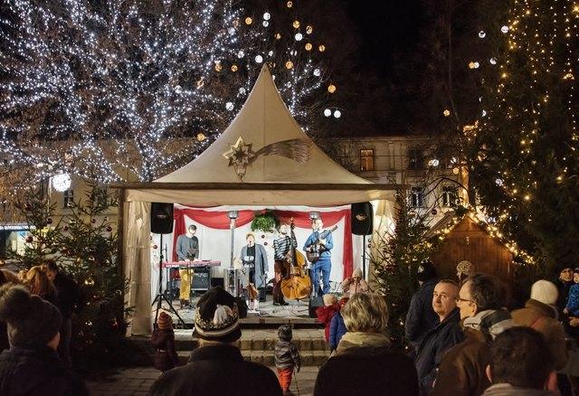 Besinnlich: Der Christkindlmarkt in Judenburg. Foto: Mitteregger