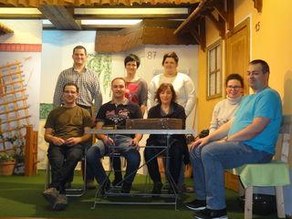 Hauer Christian, Schodl Herbert, Kantner Erwin, Cermak Brigitte, Cermak Ingrid, Eisenhut Ingrid, Eisenhut Edith, Hauer Roman.