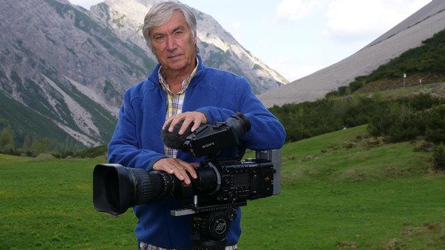 Hans Jöchler aus Haiming sorgt mit seinen Naturfilmen weltweit für Furore.