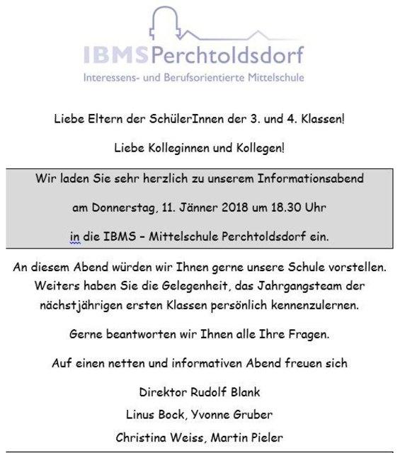 IBMS Perchtoldsdorf - Thema auf rematesbancarios.com