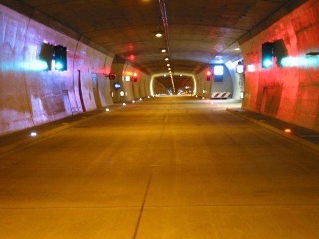 Die Fahrbahn im Plabutsch wird im Rahmen der Sanierung getrennt.