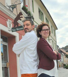 Bärenstark! Die Ressis organisieren Silvester Altstadtparty