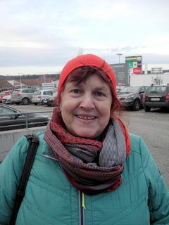 """""""Zu Mittag gibt es Stosuppe und abends gebackenen Karpfen - das hat Tradition und das seit 45 Jahren."""" (Erika Paydal, Frankenreith)"""