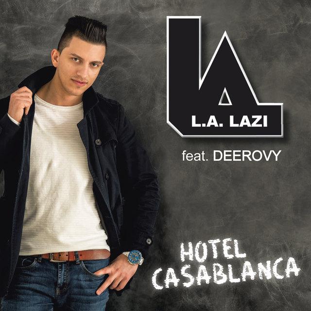 """L.A. LAZI - der Grazer DJ dieses Wochenende live beim Fridge Festival. Aktuelle Single: """"Hotel Casablanca"""". (Foto: Grimmalex Music / Karl Schrotter Photograph)"""