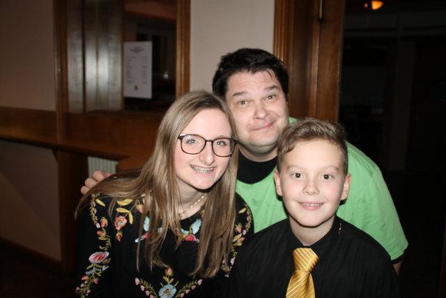 Julia Wastian, BEATBOXER fII und YouNGSTAR  Raphael Sicher
