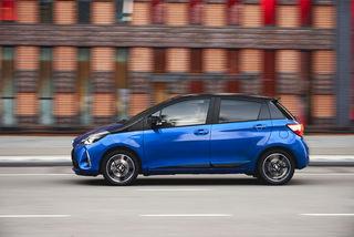 Toyota Yaris: Einstieg ab 12.490 Euro für den Ein-Liter-Benziner.
