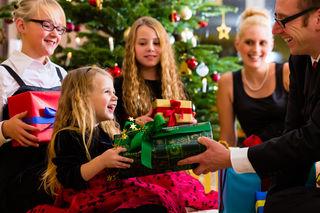 Egal, wie gefeiert wird – Weihnachten ist immer ein Fest der Freude und der Liebe.