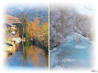 So geht ein wunderschöner Herbst zuende und der Winter darf sich nun offiziell breit machen. :-)