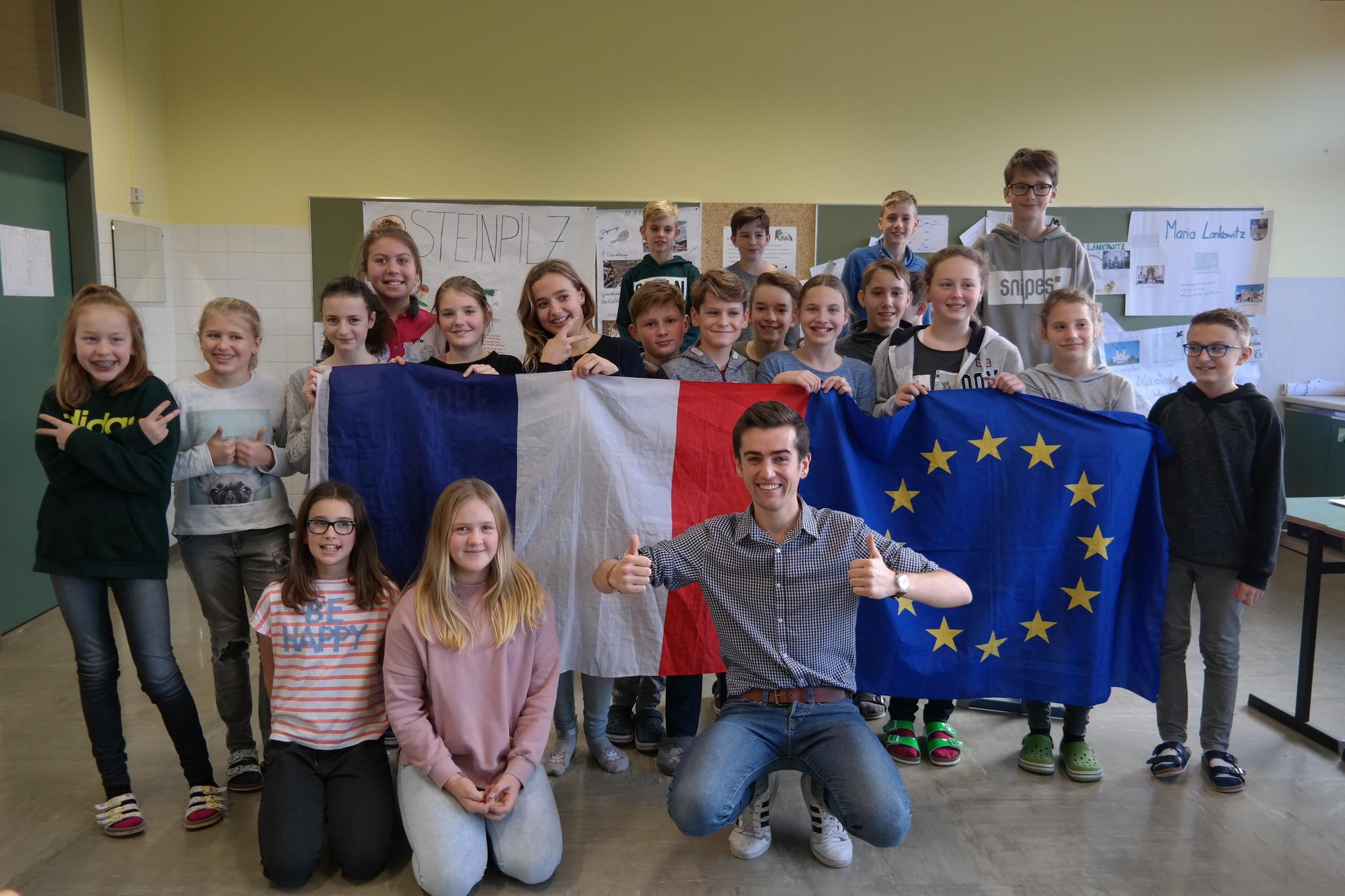 Besser kennenlernen französisch