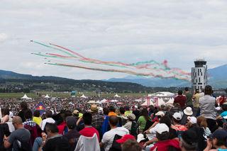 Die nächste Airpower soll 2019 in Zeltweg über die Bühne gehen. Foto: Red Bull/Vidic